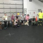 Advanced Puppy Graduation 5/2/2018
