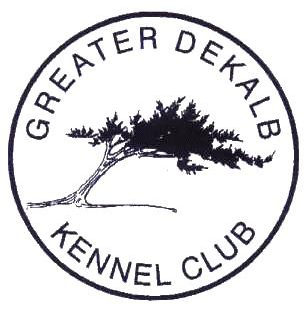 A huge thank you to our judges and stewards from the Greater DeKalb Kennel Club!!!
