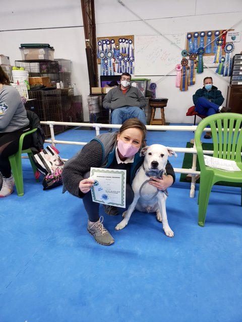 Advanced Puppy Grads (Dec 2020)